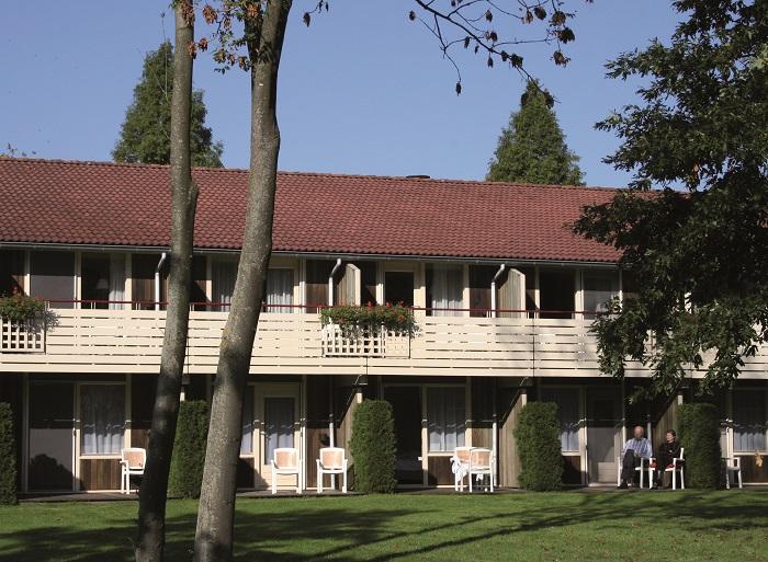 Hotel aanzicht van Fontana Nieuweschans