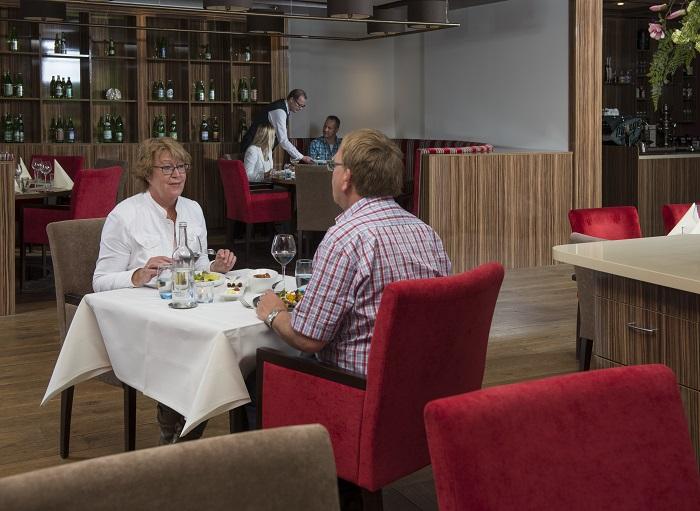 Restaurant bij Fontana Nieuweschans