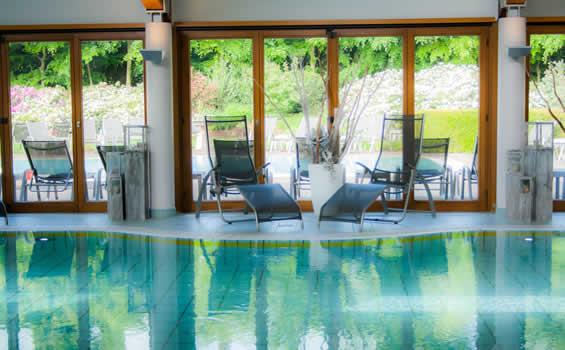 Sauna Epe Binnenzwembad