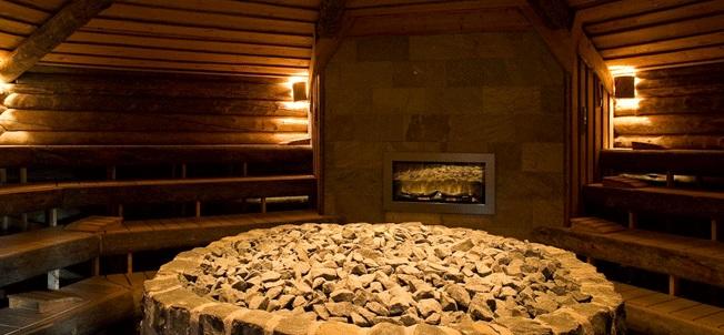 Sauna Peize