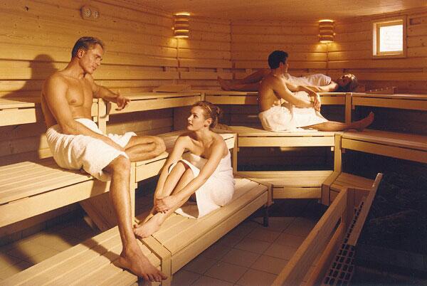 Sauna Arcen