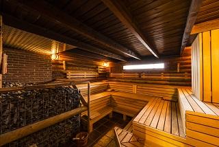 Sauna Spabron