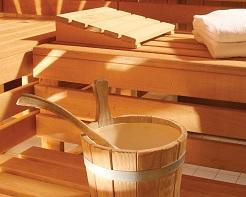 Sauna Dennenmarken