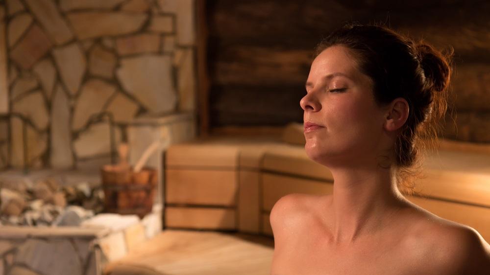 SpaSense sauna