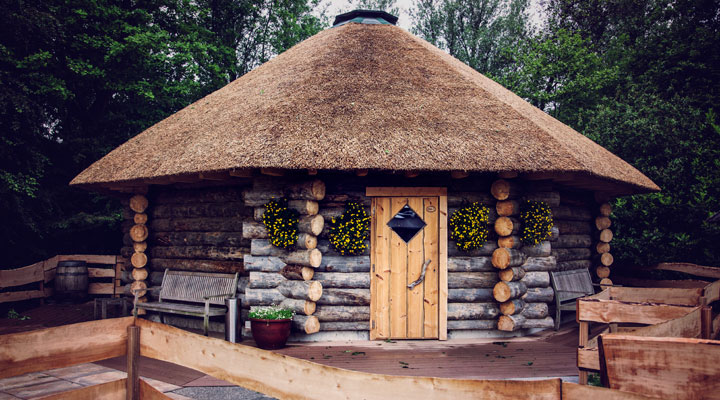 Thermen Holiday sauna