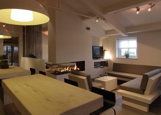 Lounge sauna Brabant