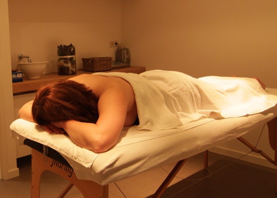 massage sauna Haarsteeg