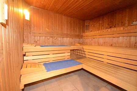 Hunzebergen sauna