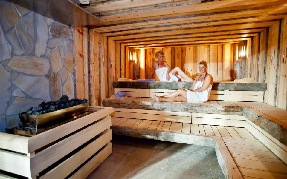 Sauna Vlieland
