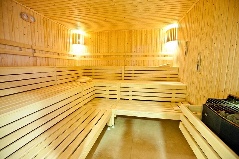 sauna WTC Hotel