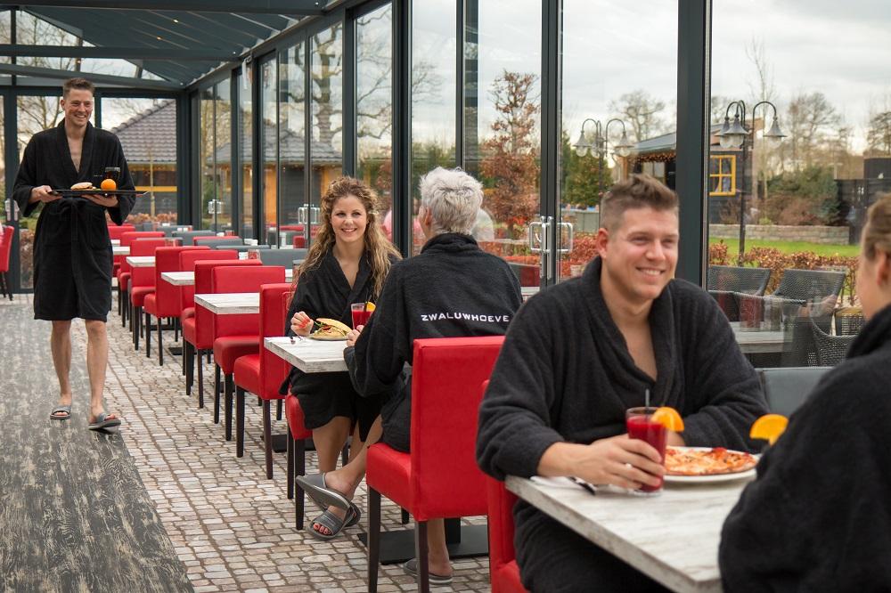 Restaurant bij de Zwauwhoeve in Hierden