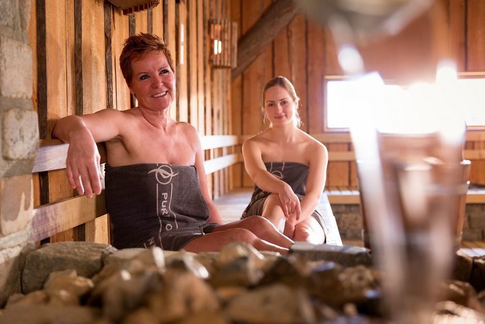 Sauna bij de Zwaluwhoeve