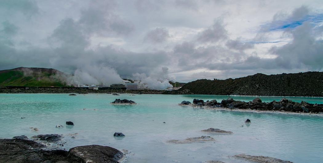 Vakantie blue lagoon IJsland