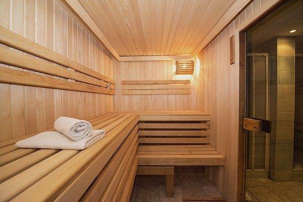Sauna thuis bezoeken